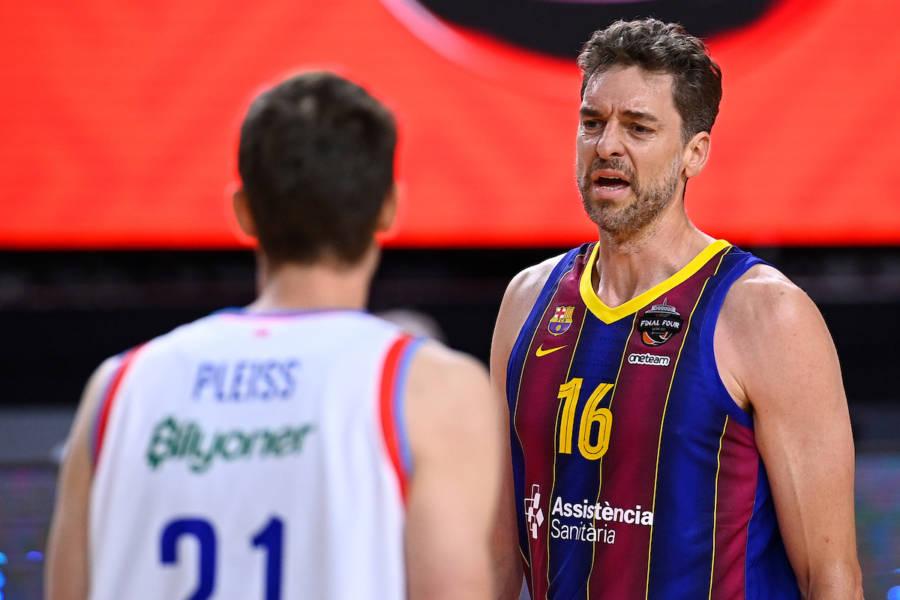 Basket, i convocati della Spagna per Tokyo. Tornano Pau Gasol e Sergio Rodriguez