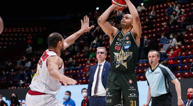 LIVE Venezia-Olimpia Milano 83-93, Serie A basket in DIRETTA: l'AX Armani Exchange raggiunge la Virtus Bologna in finale