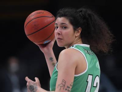 Basket femminile: Valeria Trucco non sarà agli Europei, restano in 14 per 12 posti