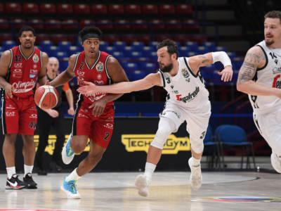 Olimpia Milano-Virtus Bologna, Finale Serie A basket 2021: orario, programma, tv, streaming. Il calendario completo