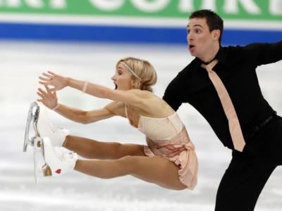 Pattinaggio artistico, clamoroso! Aljona Savchenko torna alle competizioni in coppia con Tj Nyman