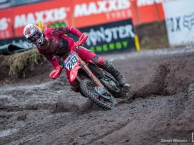 Motocross, risultato gara-2 GP Russia 2021 MXGP: Gajser centra la doppietta, ottimo Lupino 4°. Beffa Cairoli