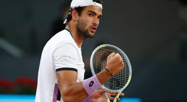 Roland Garros 2021, Berrettini-Coria 3 giugno: orario, programma, tv, streaming