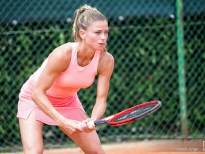 WTA Nottingham 2021: Camila Giorgi ha un bye nel tabellone principale. C'è anche Giulia Gatto-Monticone