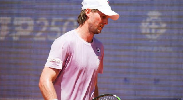 ATP Los Cabos 2021, Andreas Seppi domina il primo set, poi cede ad Alex Bolt nel primo turno