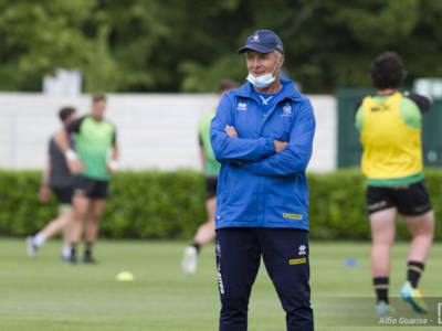 Rugby, i convocati dell'Italia per il primo raduno agli ordini di Kieran Crowley