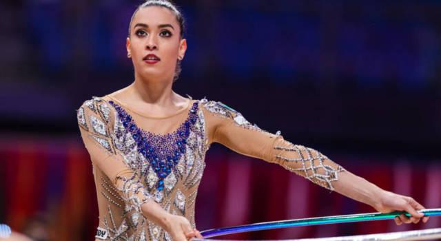 LIVE Ginnastica ritmica, Europei 2021 in DIRETTA: Farfalle di bronzo nei cerchi e clavette! Tris d'oro per Dina Averina!