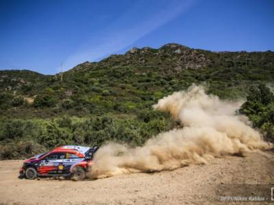 Rally Sardegna 2021: Thierry Neuville si aggiudica lo Shakedown davanti a Tanak e Suninen
