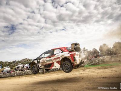 Rally Sardegna, day-3: Sebastien Ogier vince ancora! Doppietta Toyota