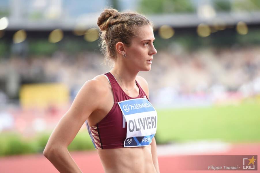 """Atletica, Olimpiadi Tokyo. Linda Olivieri: """"L'obiettivo è realizzare il mio primato personale. Non ho niente da perdere"""""""