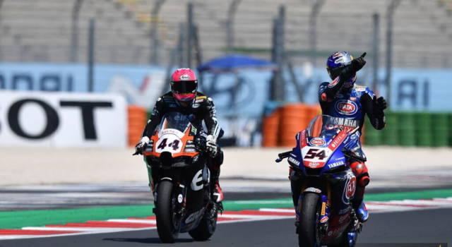 Ordine d'arrivo Superbike, GP Misano 2021: risultato e classifica gara-2. Razgatlioglu precede Rinaldi, terzo Rea