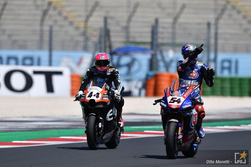 Ordine d'arrivo Superbike, GP Misano 2021: risultato e classifica gara 2. Razgatlioglu precede Rinaldi, terzo Rea