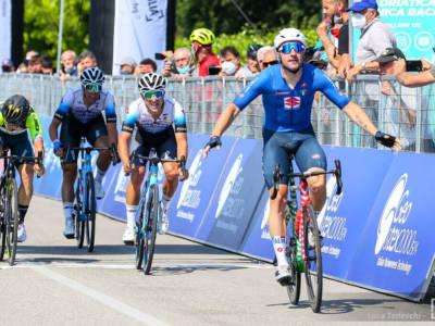 Adriatica Ionica Race 2021, risultato prima tappa: sigillo in volata di Elia Viviani per la Nazionale Italiana