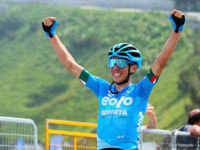 """Ciclismo, Lorenzo Fortunato: """"Mia crescita più lenta rispetto a Pogacar. Ho un buon recupero. E la cronometro…"""""""