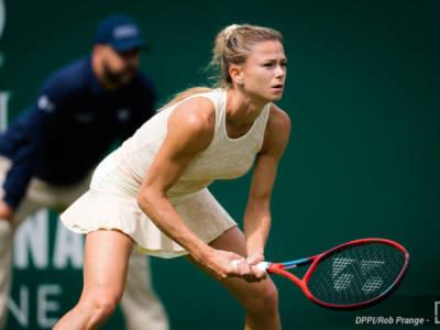 LIVE Camila Giorgi-Kontaveit 4-5, WTA Eastbourne in DIRETTA: perché l'azzurra si è ritirata. La causa