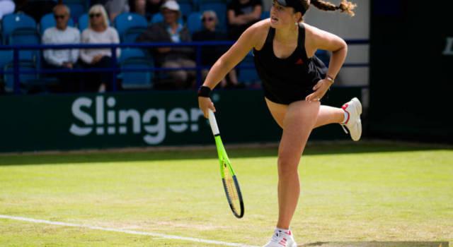 WTA Lussemburgo 2021, risultati 14 settembre: Ostapenko e Vondrousova avanti facile, Minella l'incubo di Gracheva