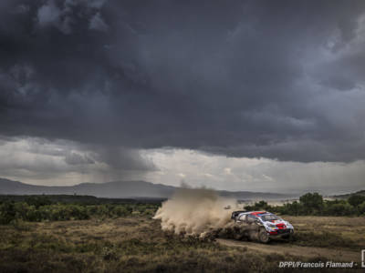 Rally Kenya, day-4: Ogier festeggia ancora, out Neuville