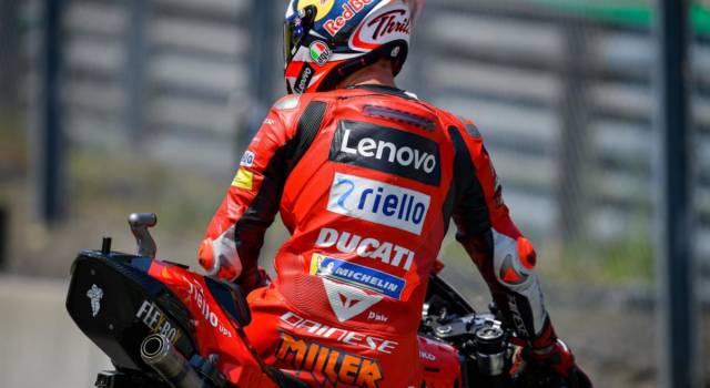 """MotoGP, Jack Miller: """"Dopo 8 giri sono andato in crisi di gomme, peccato la moto aveva un buon passo"""""""
