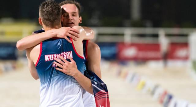 Pentathlon, Mondiali 2021: la RMPF vince la staffetta maschile, settima l'Italia con Micozzi e Micheli
