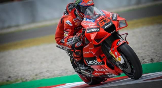 MotoGP, Francesco Bagnaia ancora troppo incostante. Così il Mondiale è una chimera