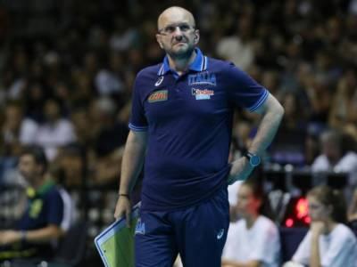 """Volley, Mauro Berruto: """"La finale di Rio è stata dolorosa. Non ho più il fuoco dentro per allenare"""""""
