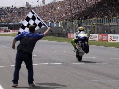 MotoGP, i precedenti di Valentino Rossi nel GP d'Olanda. Perché Assen è il regno del n.46 di Tavullia