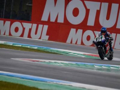 MotoGP, Aleix Espargaro propone una modifica della regola sui limiti della pista