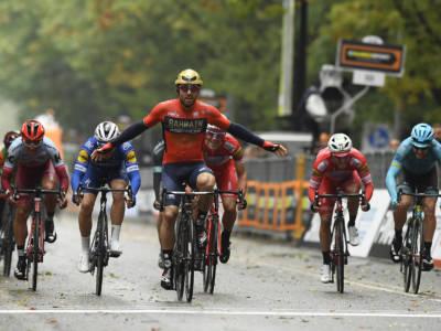 Ciclismo, Campionati Italiani 2021: risultati e ordine d'arrivo. Vince Colbrelli, Nibali e Pozzovivo in top10