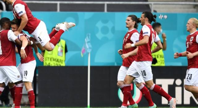 LIVE Ucraina-Austria 0-1, Europei 2021 in DIRETTA: l'Italia conosce così il proprio avversario agli ottavi