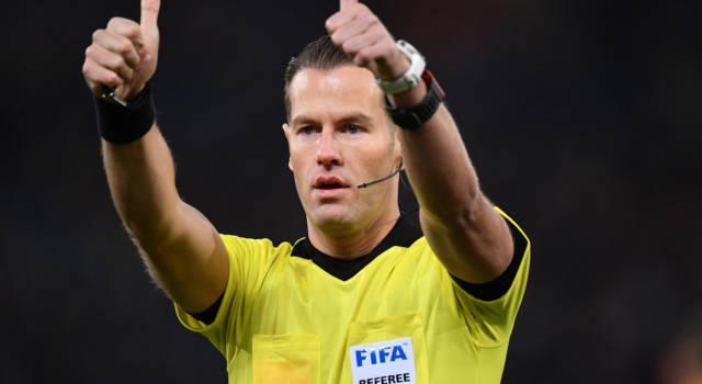Italia-Turchia, l'arbitro della partita: nazionalità, precedenti con azzurri e squadre di club