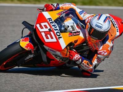 """VIDEO MotoGP, Marc Marquez: """"Dobbiamo fare un passo avanti con la moto"""""""