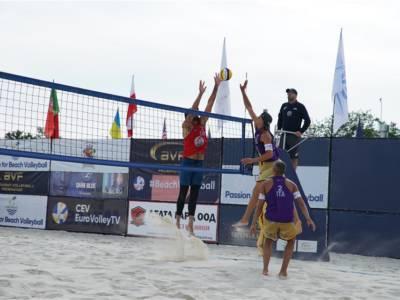 Beach volley, World Tour 2021 Sofia 2. Italia con almeno una coppia in semifinale!