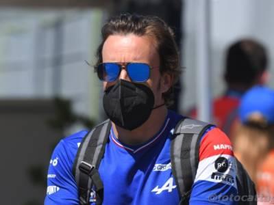 """F1, Fernando Alonso: """"Abbiamo estratto il massimo possibile su questa pista. Le Ferrari erano imprendibili per noi"""""""