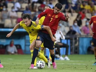 Calcio, Spagna-Svezia 0-0: le Furie Rosse sbattono contro il muro scandinavo, Olsen saracinesca