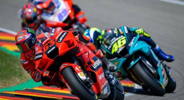 MotoGP, orario gara TV8 in chiaro: programma differita GP Olanda 2021