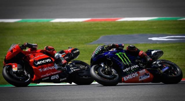 MotoGP, GP Catalogna 2021: Morbidelli-Quartararo, confronto per la pole? La Ducati cerca il colpo