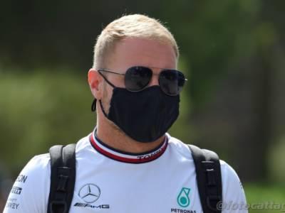 """F1, Valtteri Bottas: """"Fondamentale tenere dietro una Red Bull. Settimana prossima possiamo fare ancora meglio"""""""