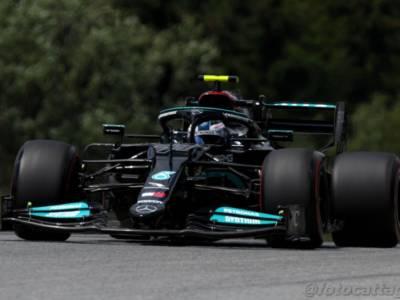 F1, perché è stato penalizzato Valtteri Bottas. Brutta notizia per la Mercedes
