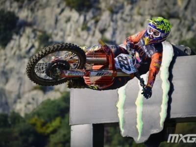 LIVE Motocross, GP Italia MXGP in DIRETTA: Tony Cairoli agguanta un doppio podio cruciale per la classifica Mondiale!