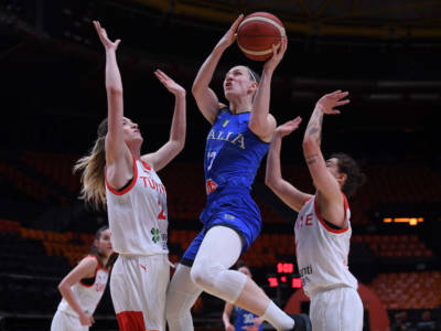 Italia-Serbia oggi, Europei basket femminile: orario, tv, programma, streaming