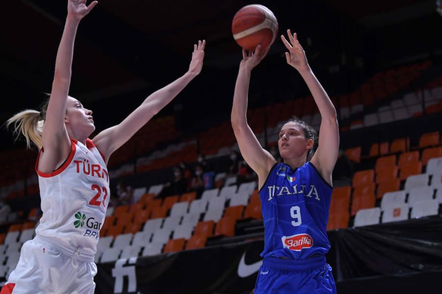 Basket femminile: Italia, le 12 convocate definitive per gli Europei 2021. Zandalasini stella, quattro esordienti, Santucci e Fassina tagliate