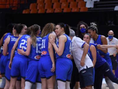 Basket femminile: Italia-Spagna non si gioca, due positive al Covid tra le iberiche. Le azzurre di nuovo in campo agli Europei