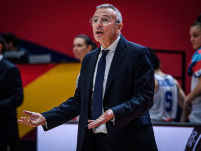 """Basket femminile, Italia – Svezia 46-64. Lino Lardo: """"Smarrita l'identità, pessima partita"""""""