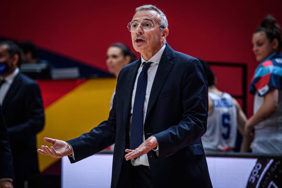 """Basket femminile, Italia – Svezia 46 64. Lino Lardo: """"Smarrita l'identità, pessima partita"""""""