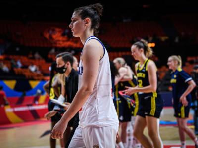 Basket femminile: Italia fuori dagli Europei agli ottavi. Una bruttissima partita regala alla Svezia i quarti