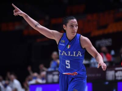 Basket femminile, calendario Europei 2021: programma, orari, tv, streaming