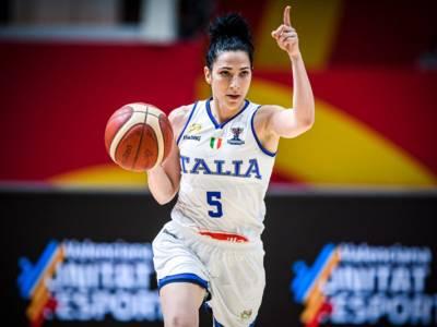 Tabellone Europei basket femminile 2021: date, programma, orari, tv. Il cammino dell'Italia