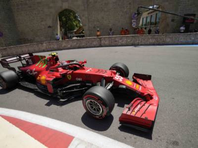 F1, risultati e classifica FP3 GP Azerbaijan: Gasly davanti a tutti, 4° Charles Leclerc davanti a Carlos Sainz