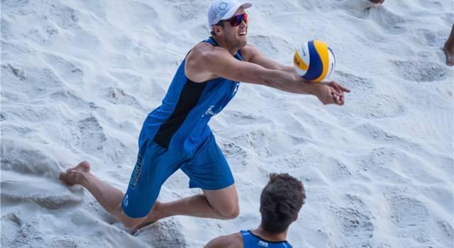 Beach volley, World Tour 2021 Ostrava. Windisch/Cottafava vincono il derby! Rossi/Carambula: per Tokyo si deve attendere