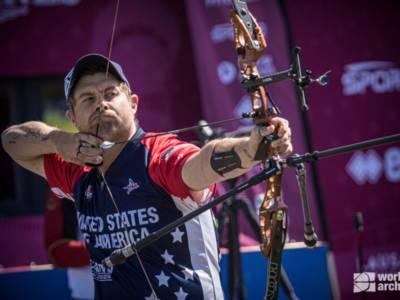 Tiro con l'arco: Stati Uniti, Indonesia e Francia si aggiudicano gli ultimi pass olimpici per la prova a squadre maschile